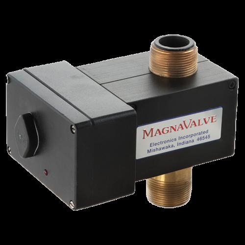 120 Vac Series MagnaValve Electronics Inc