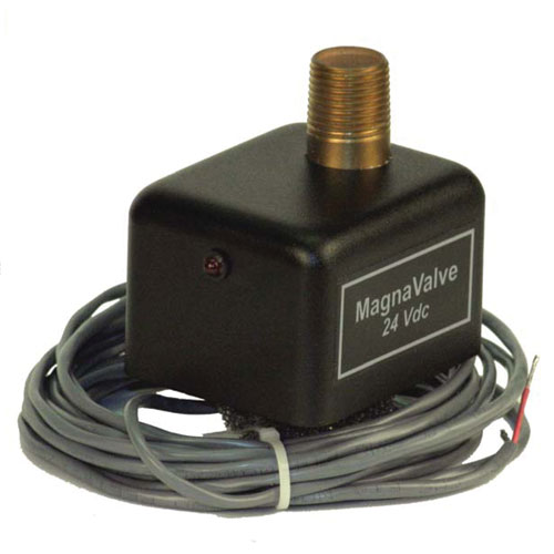 178-DC On Off MagnaValve - Electronics Inc