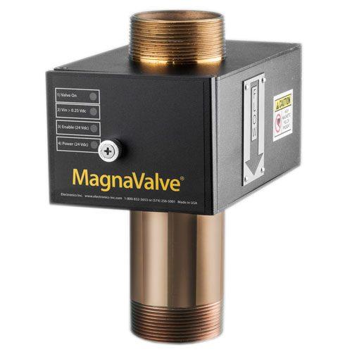 MagnaValve 24-Vdc Electronics Inc