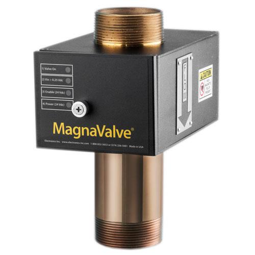 590-24 MagnaValve - Electronics Inc