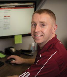 Bryan Chevie, Product Engineer - Electronics Inc.