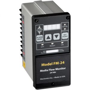 FM-24 Media Flow Monitor - Electronics Inc.