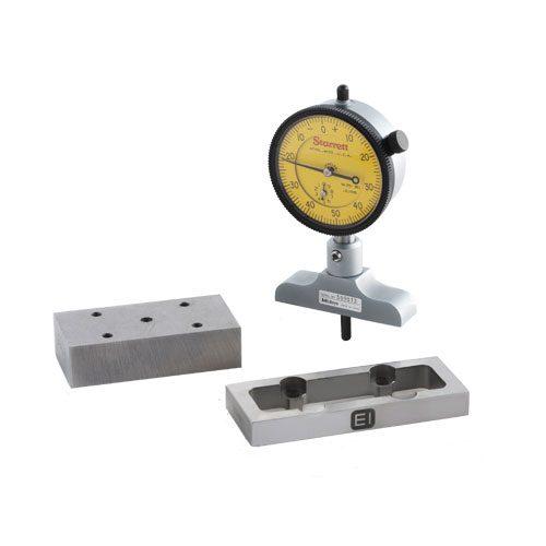 Almen Holder Flatness Gage - Electronics Inc