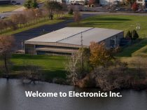 Welcome to Electronics Inc.