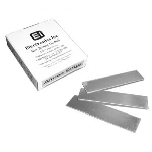 Aluminum Almen Strips - Electronics Inc