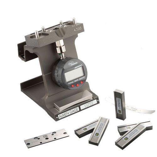Almen Gage Calibration Services - Electronics Inc