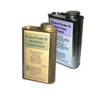 Fluoro-Finder III Shot Peen Tracer