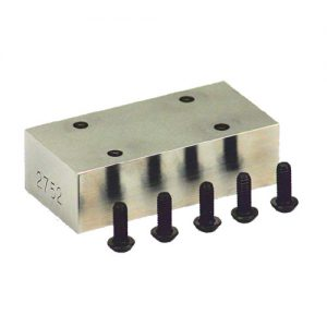 Almen Strip Holder - Threaded - Electronics Inc.