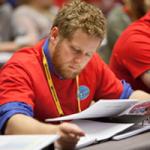 EI shot peening training - achievement exams